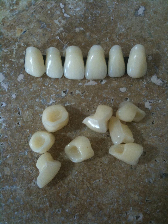 Piezas dentales pesadillas