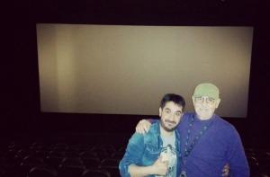 Dos indigentes: uno iraquí y otro sirio en el cine.