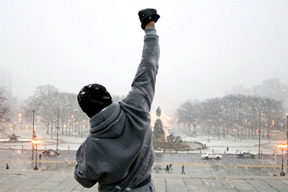 Rocky Balboa, Creed y la madre que losparió