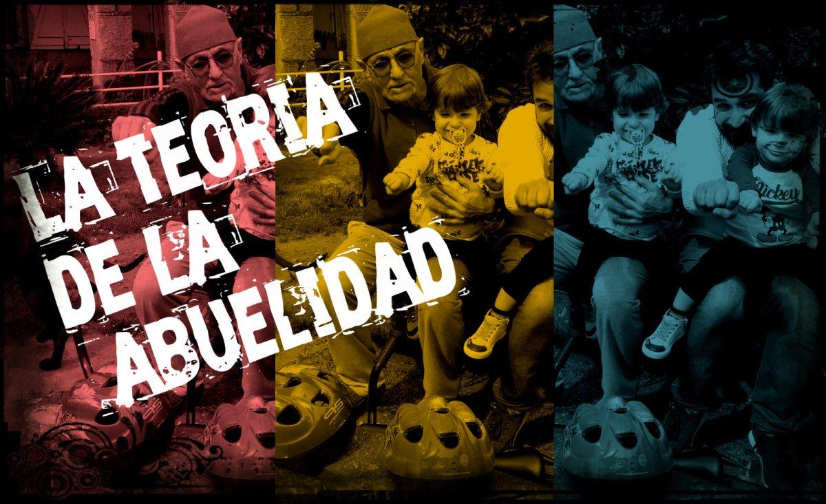 Diario de a bordo: Teoría de la abuelidad
