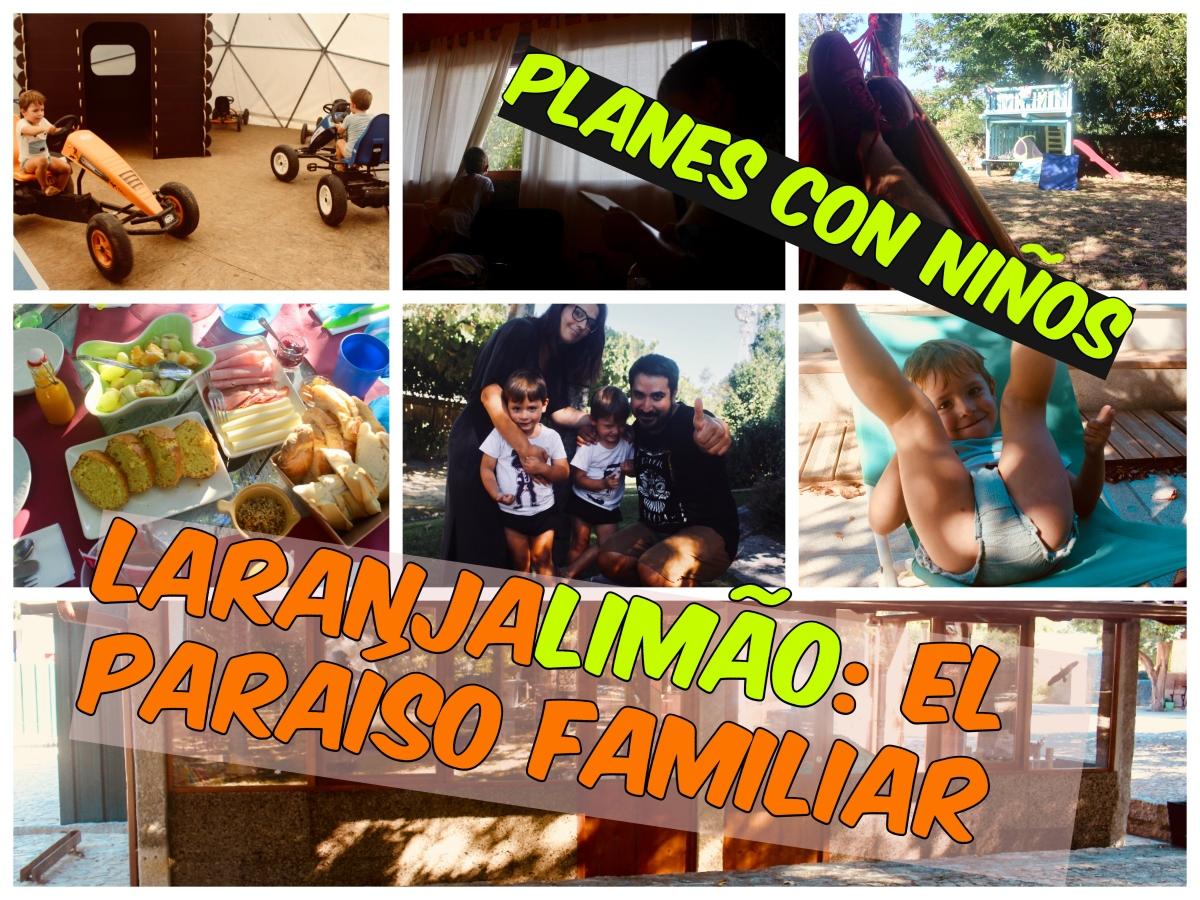 Reseña LaranjaLimão: Paraísofamiliar